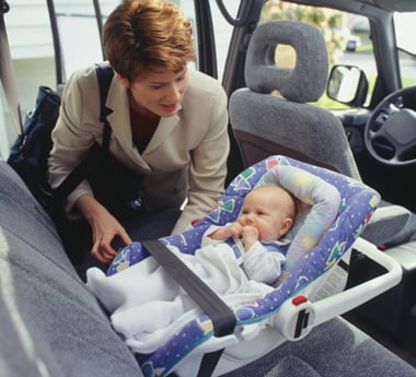 Carseats Are Safer in the Middle