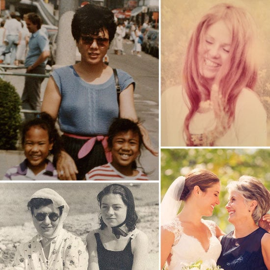 In honor of Mother's Day, see the stylish ladies in our lives!
