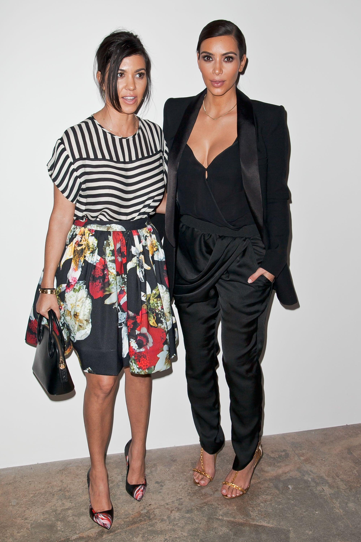 You'll Never Guess Where Kim Kardashian Popped Up Last Night