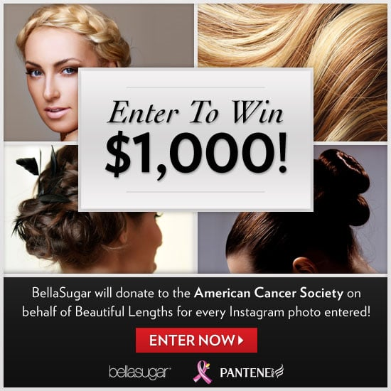 Win $1,000 in Our Hair Instagram Challenge