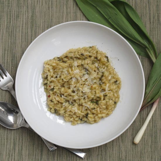 Ramp Risotto Recipe