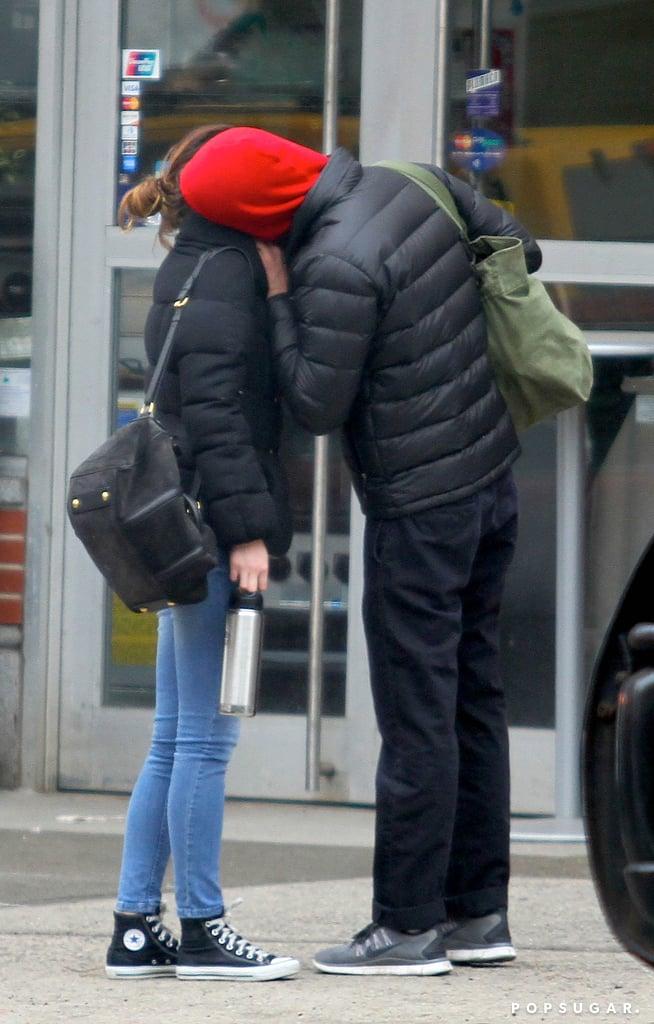 Adam and Leighton Look Like They're Still on Their Honeymoon