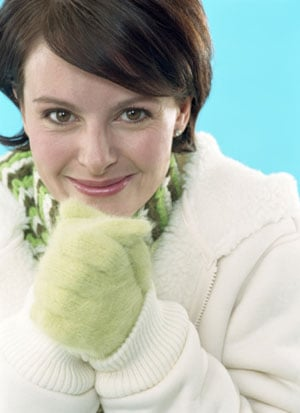 Why Your Toes and Fingers Are Always Cold in Winter