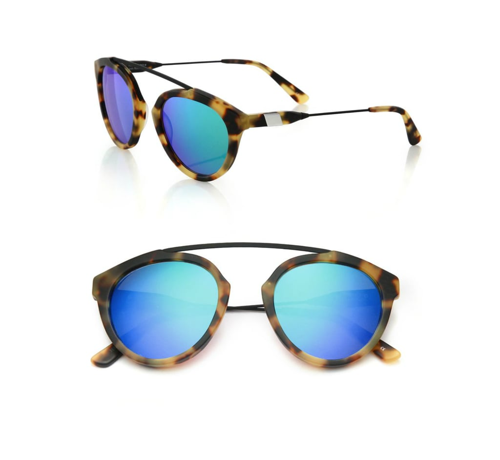 The fashion-lover on your list will go wild for these chic Westward Leaning sunglasses ($225).