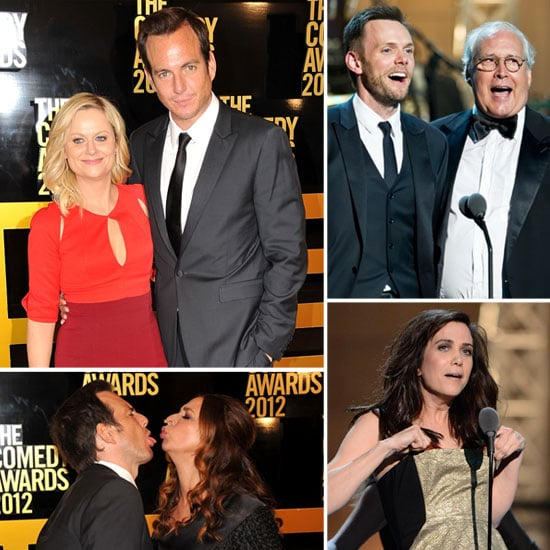 Kristen Wiig, Maya Rudolph, Will Arnett, and More Get Funny For the Comedy Awards
