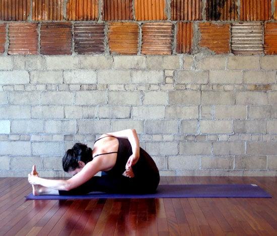 Yoga Pose of the Week: Seated Half Bound Lotus