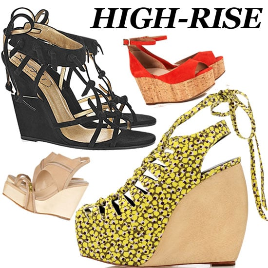 Shop the Best Wedge Sandals for Spring 2011