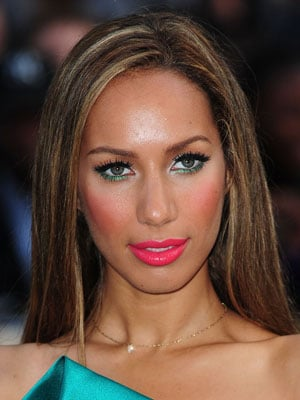 Leona Lewis's Makeup at the UK Salt Premiere