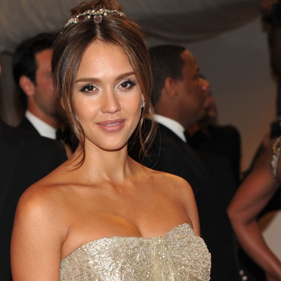 Pictures of Jessica Alba and Kate Hudson's Pregnancy Style