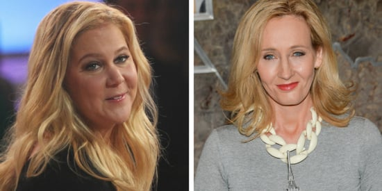 J.K. Rowling And Amy Schumer Just Fangirled Over Each Other