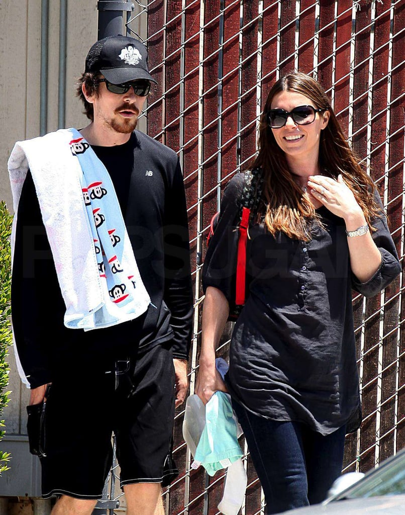 Christian Bale and Emmeline