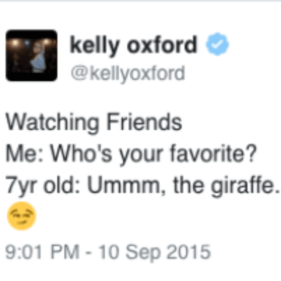 Kelly Oxford's Tweets With 7-Year-Old Daughter Bea