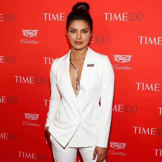 Priyanka Chopra's Time 100 Fashion (Video)