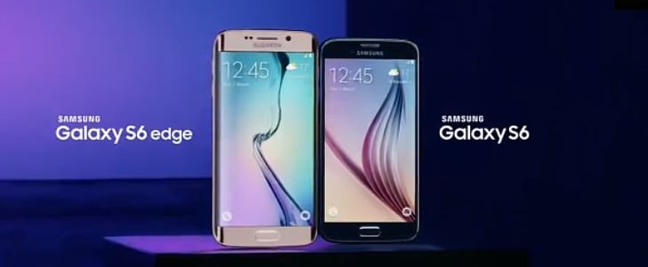 Here's the New Samsung Galaxy S6 and S6 Edge