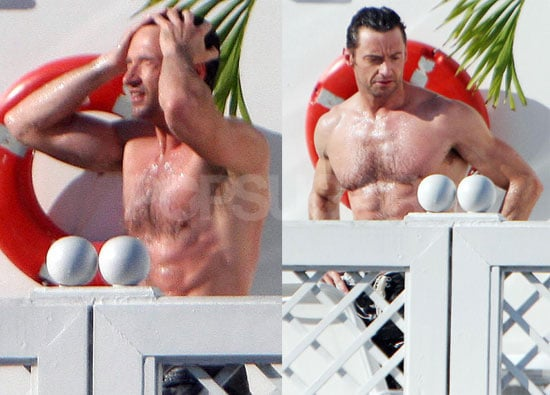 Hugh Jackman Goes Shirtless in Rio — Sexy or Not?