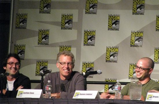 EW's Television Visionaries Talk Sci-Fi and Pies