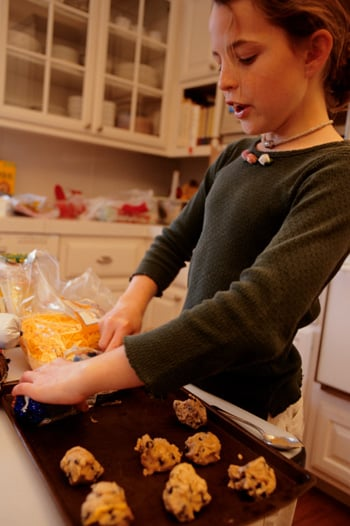 When Is the Kitchen Safe For Kids to Cook Solo?