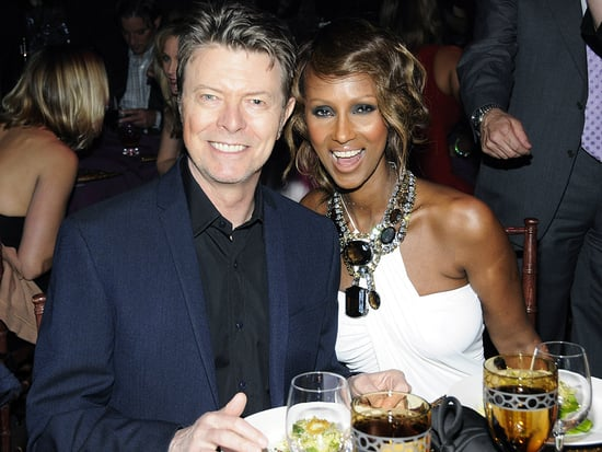 Iman Shares the Secret to Her 24-Year Marriage to the Late David Bowie