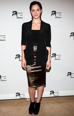 Katharine McPhee at Minority Affairs 25th Anniversary Party in Beverly Hills