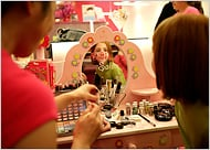 Beauty Byte: Little-Girl Primping Is on the Rise