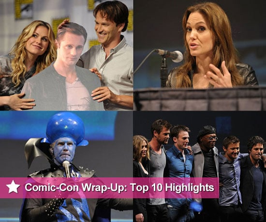 2010 Comic-Con Highlights Include True Blood, Angelina Jolie, Ryan Reynolds and Scott Pilgrim vs. The World