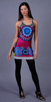 Custo Barcelona Sequins Print Mini Dress: Love It or Hate It?