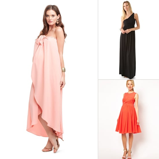 Maternity Dresses For Wedding Guests Popsugar Moms
