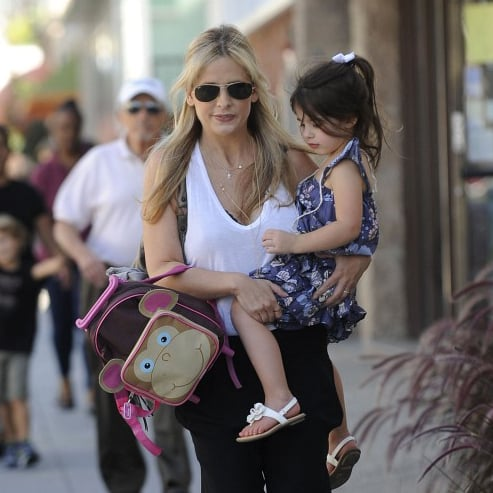 Sarah Michelle Gellar and Charlotte Prinze in LA | Pictures