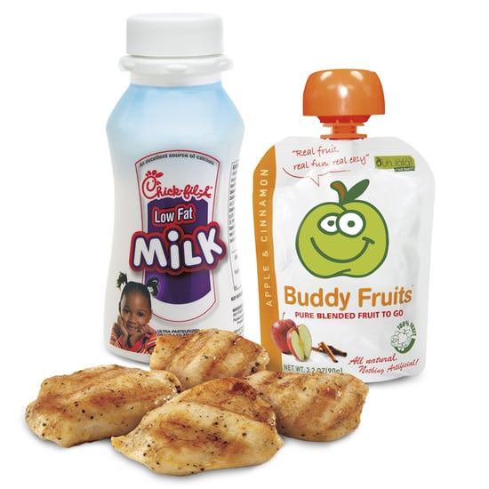Chick-fil-A's Grilled Nuggets Kids Meal