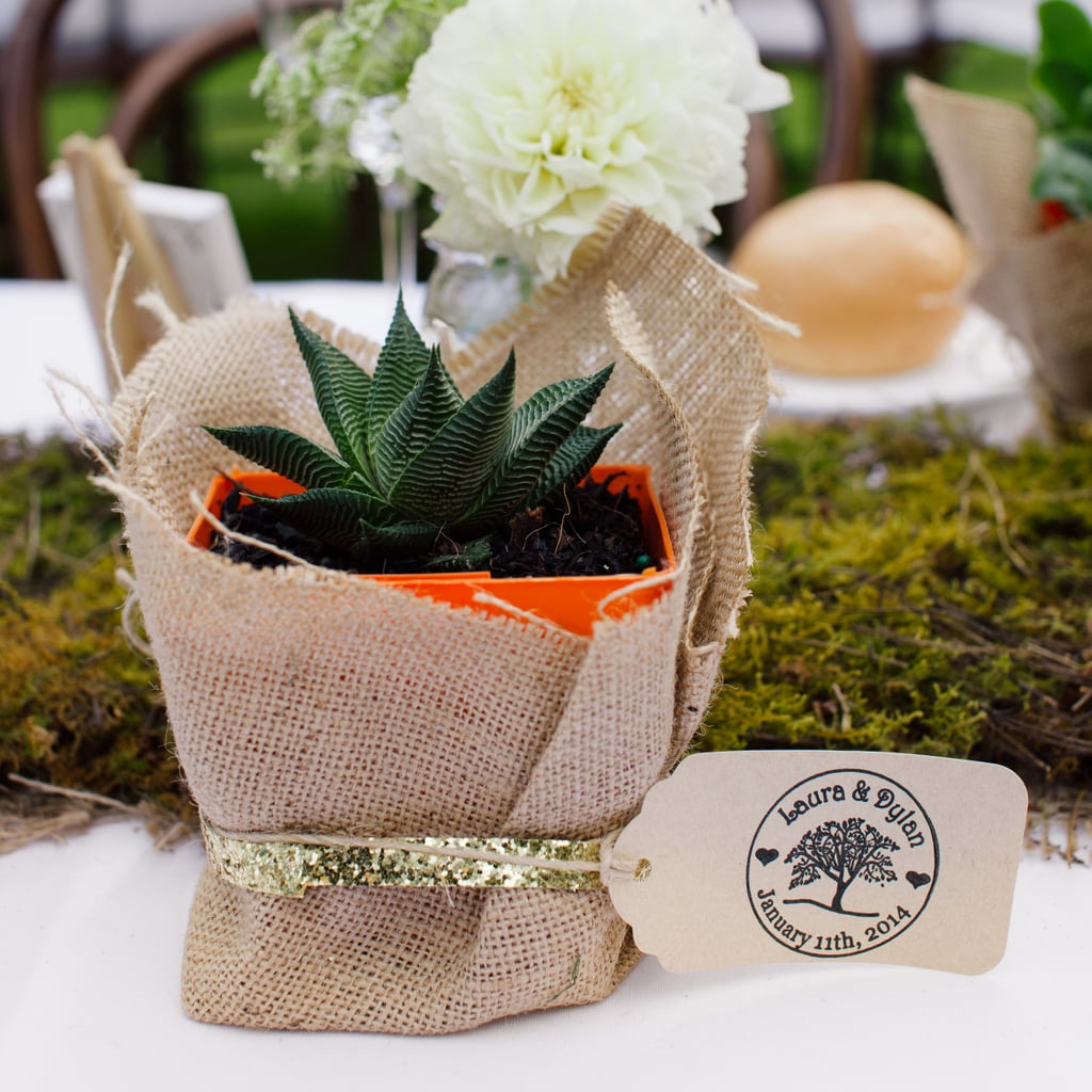 Bridal Party Gift Ideas For Destination Wedding : Wedding Favors People Will Use POPSUGAR Smart Living