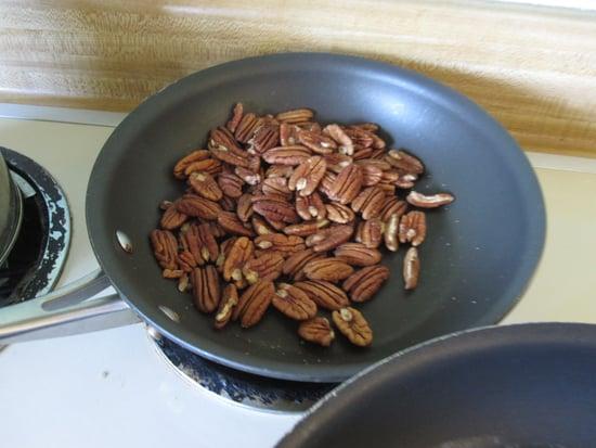 Brown Sugar-Pecan Cupcakes with Caramel Frosting Recipe