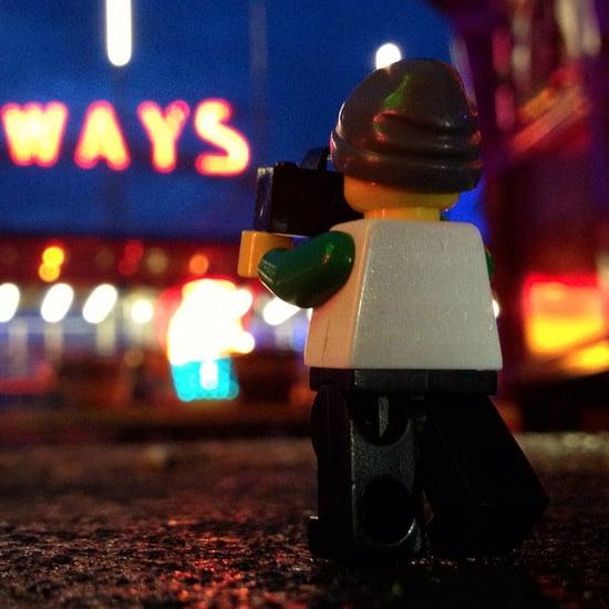 Lego Man Travel Photography