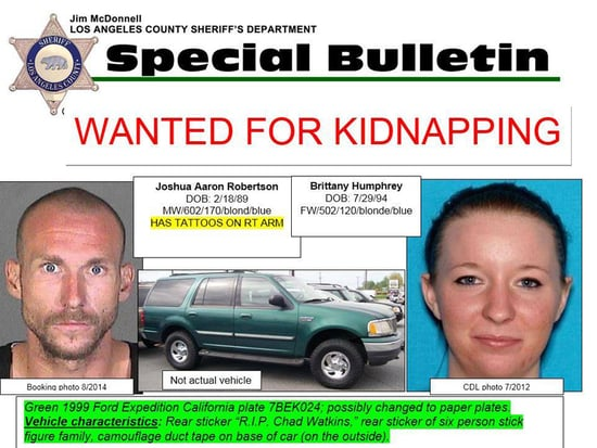 Woman Sought in Kidnapping of Children of Slain Half-Sister