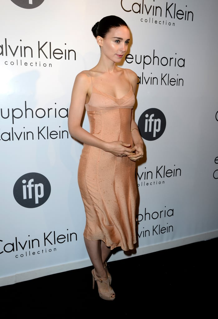 Calvin Klein Reveals Rooney Mara as the Face of Its New Fragrance at Cannes