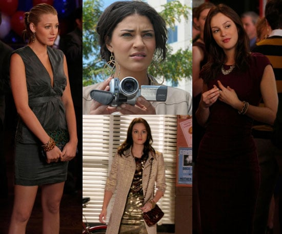 "Gossip Girl Fashion Quiz: ""The Grandfather: Part II"""