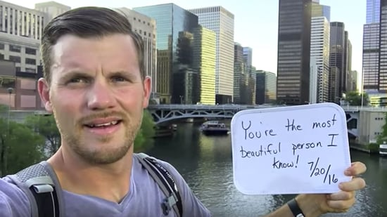 This Man Spent an Entire Year Planning His Proposal & It was Amazing