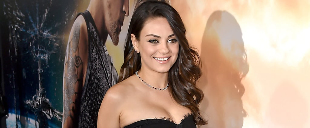 Mila Kunis Returns to the Red Carpet For a Stunning Appearance