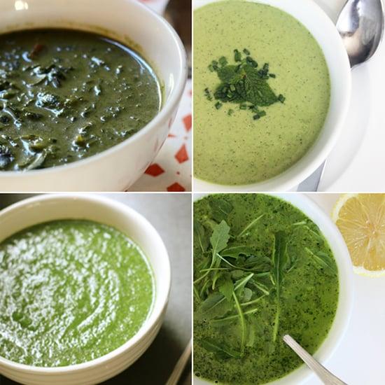 Time to Reset: 10 Low-Calorie Detox Soups