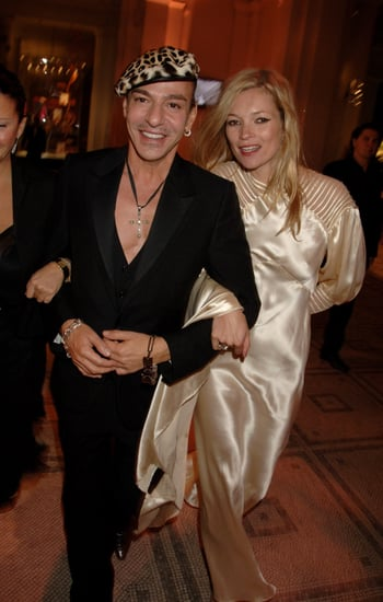John Galliano Is Kate Moss's Rumored Wedding Dress Designer