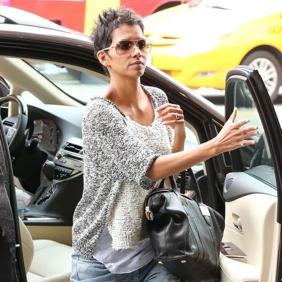 Halle Berry and Nahla Aubry at the Movies | Pictures
