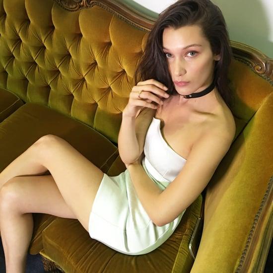 Bella Hadid Sydney Australian Fashion Week Interview