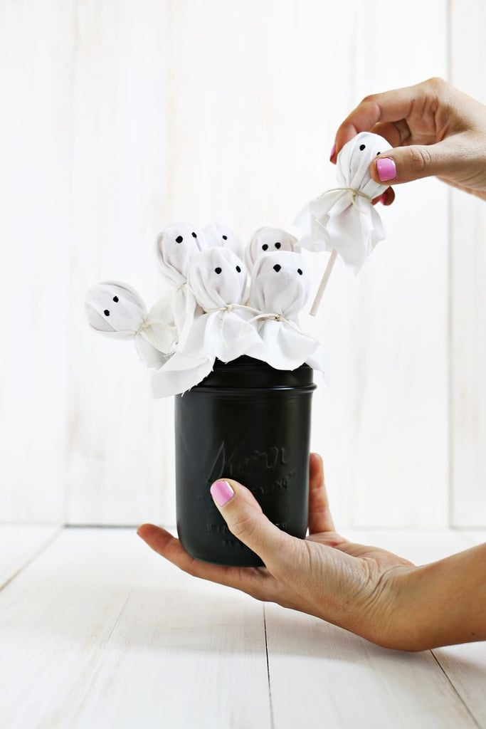 Ghost Lollipop Bouquet