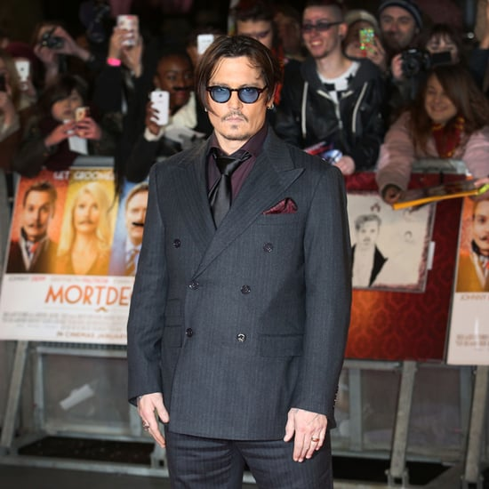 Johnny Depp Talks About His Daughter's Hospitalisation 2015