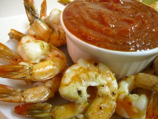 Ina Garten's Roasted Shrimp Cocktail Recipe
