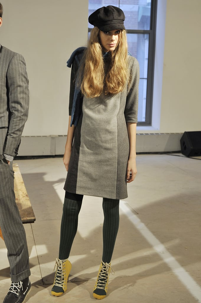 Boy and Band of Outsiders Fall 2009 Full of Insiders
