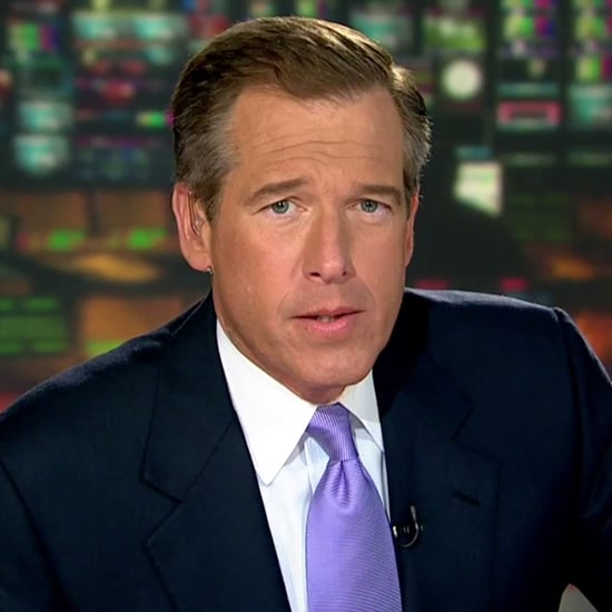 """Brian Williams Raps to """"Baby Got Back"""" 