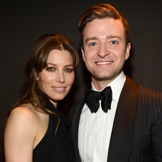 Jessica Biel Gives Birth to Silas Randall Timberlake