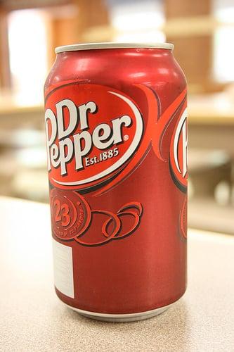 Dr Pepper Quiz