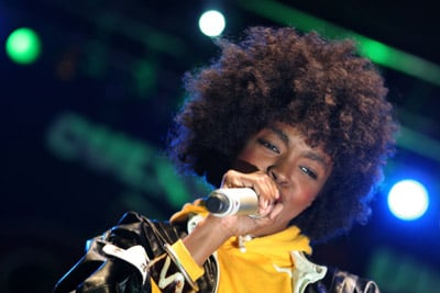 Bella Glossary: The Afro Hairstyle