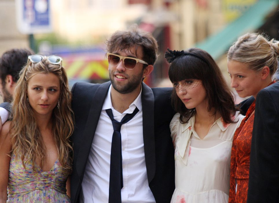 There were other well-known guests at the event, including models Irina Lazareanu and Charlotte Kemp Muhl and her boyfriend, Sean Lennon. Kate Moss and Lily Allen apparently turned out, too.